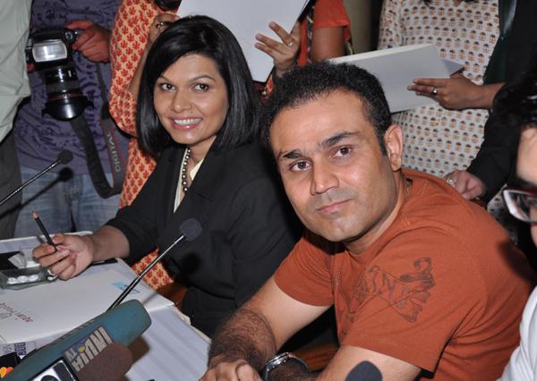 Virender Sehwag Celebrity Cricket Player Hair Transplant ...
